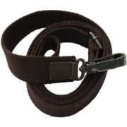 The Alice Foxx Glastonbury dog travel bed carrying strap